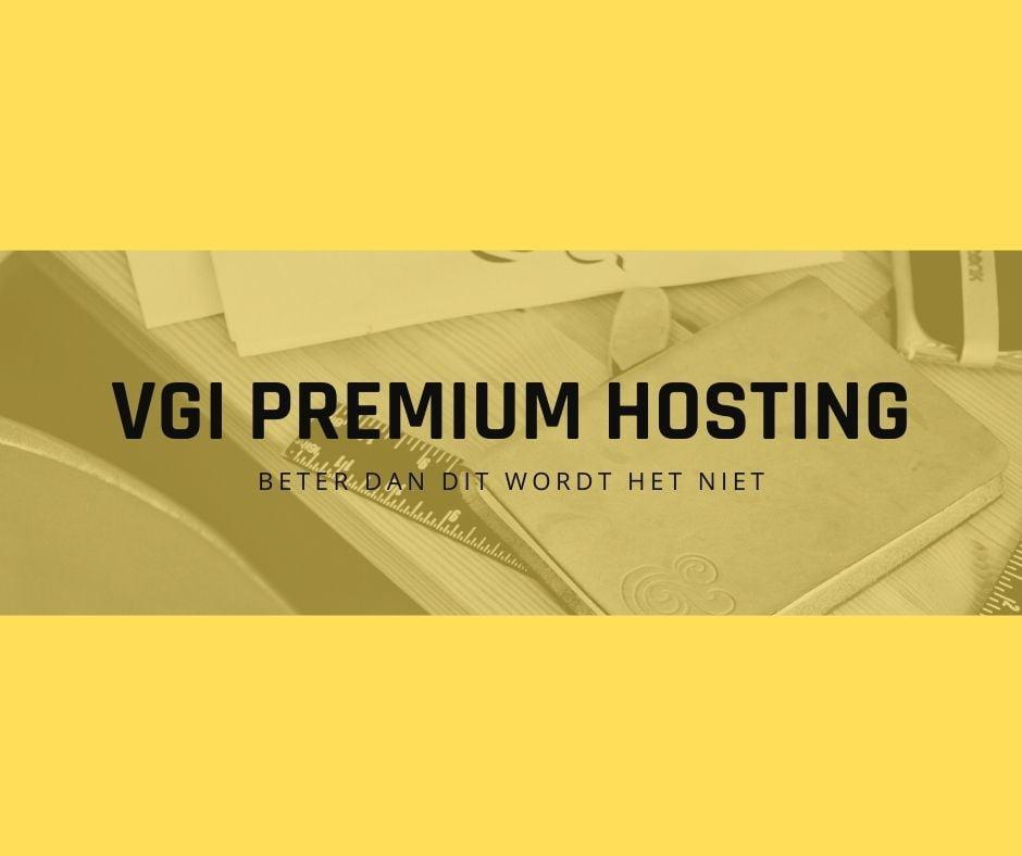 VGI Premium hosting